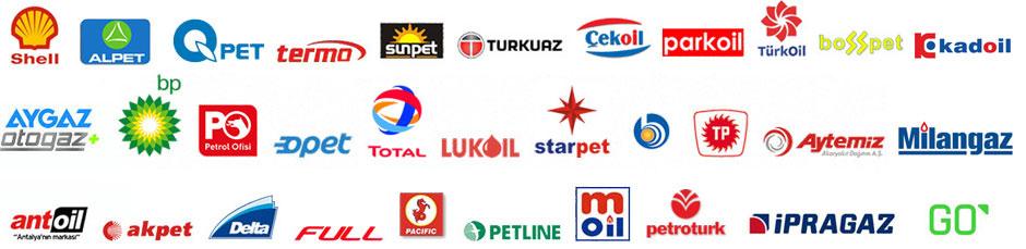 Akaryakıt Firmaları